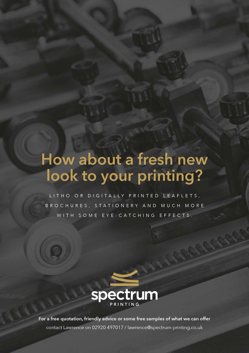 spectrum printing spectrum litho twitter