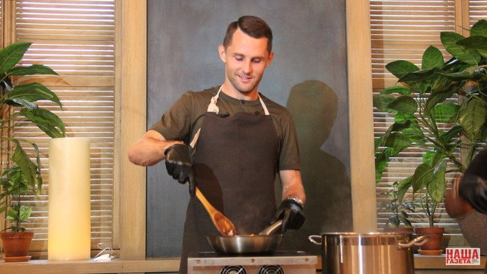 Рецепт борщ украинский