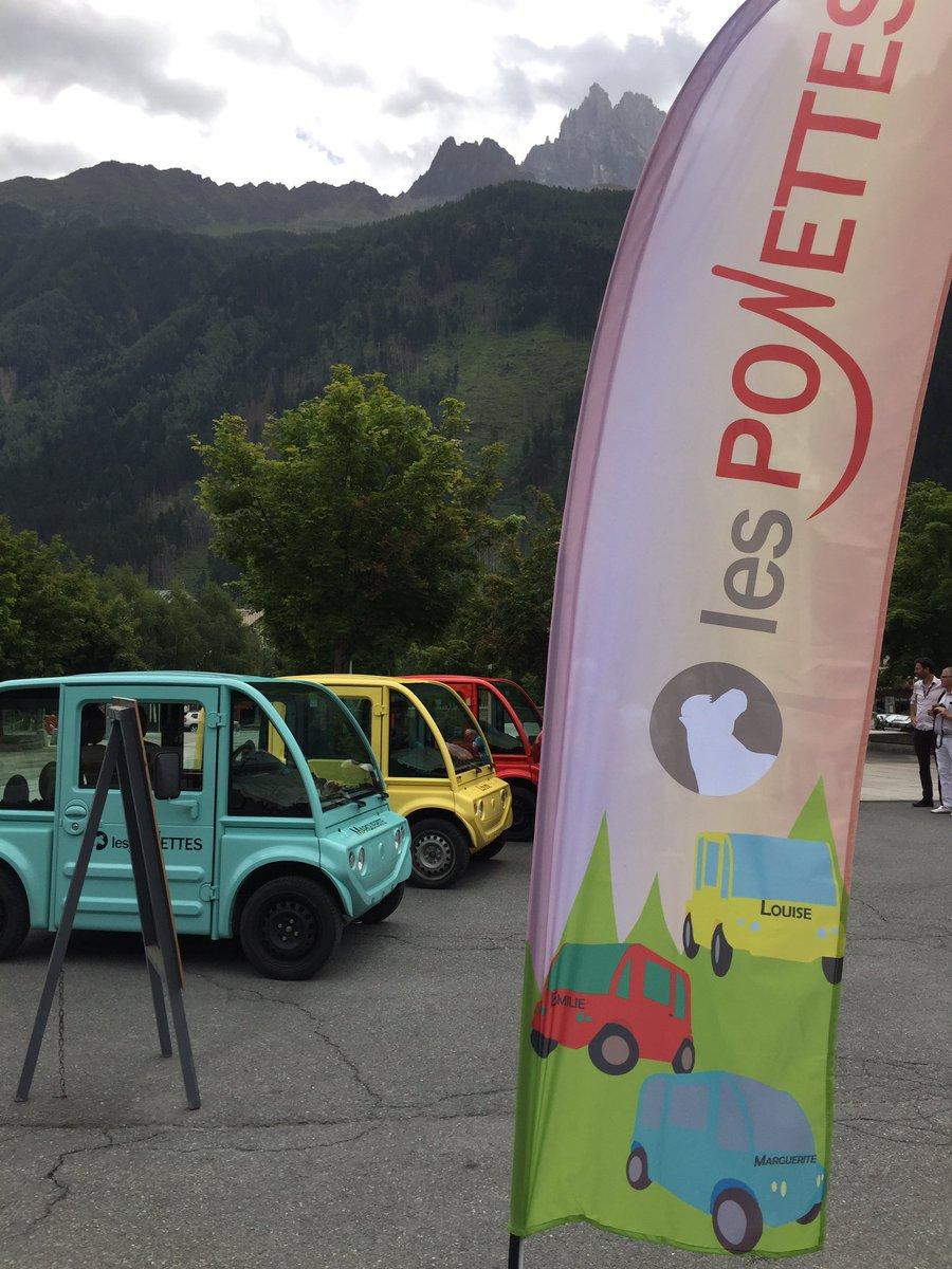 Lancement #test @Chamonix_France @Fournier_Cham @FranceCraftAuto les ponettes #voiture #electrique #ecoresponsable <br>http://pic.twitter.com/as2LQKRhaB