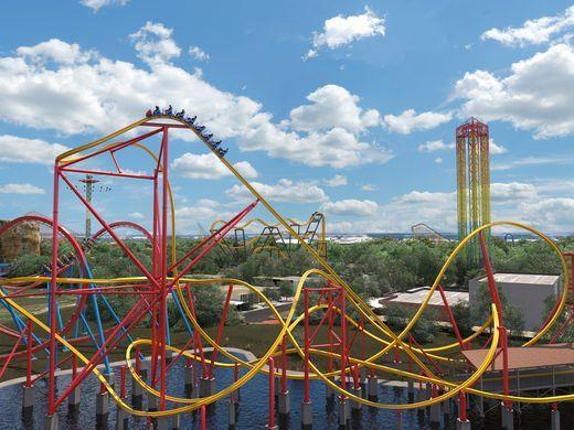 BREAKING - Wonder Woman Golden Lasso Coaster Confirmed for Six Flags Fiesta Texas in 2018 - https://t.co/evh0z3UKCR https://t.co/kQeaf6Zfoj