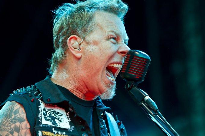 Happy Birthday James Hetfield! fans! Listen up for the 6:30 am almanac!