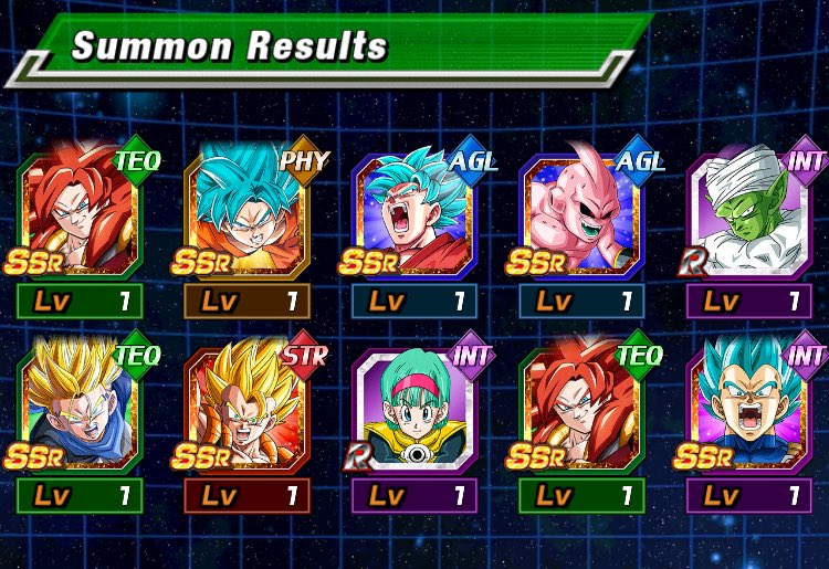 Gee, let me try this new Dokkan Battle summon event...oh, okay then, this will do. #dokkanbattle https://t.co/yr7psUjGIF