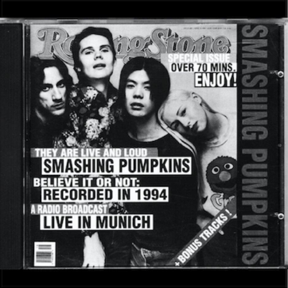 Rolling Stone / Smashing Pumpkins https://t.co/i0AvMJqh7R