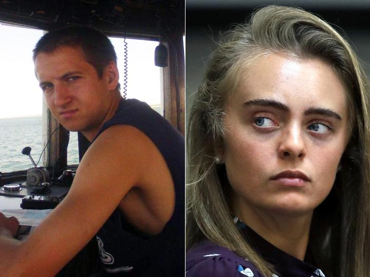 BREAKING: Michelle Carter has been sentenced to 2.5 years in prison for her role in the text-suicide case https://t.co/SmC37nMIQc