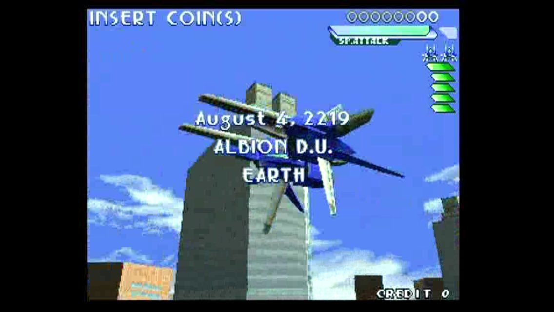 August 4, 2219                ALBION D.U.                      EARTH  #レイストーム #raystorm #オペスト2017 https://t.co/j9S14evH2L