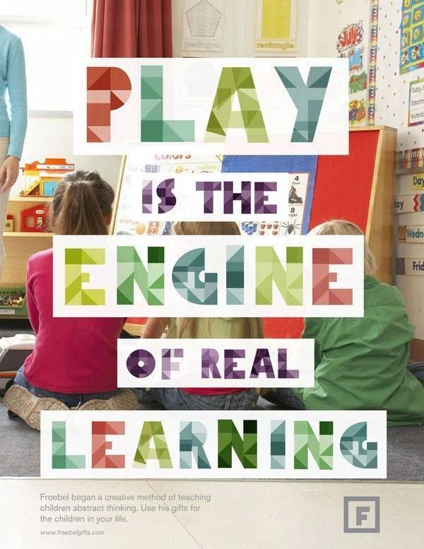 &quot;#Play is the real engine of #learning.&quot; We couldn&#39;t agree more. Play propels your child into a well-developed #adult!<br>http://pic.twitter.com/8pL6Tw5q8S