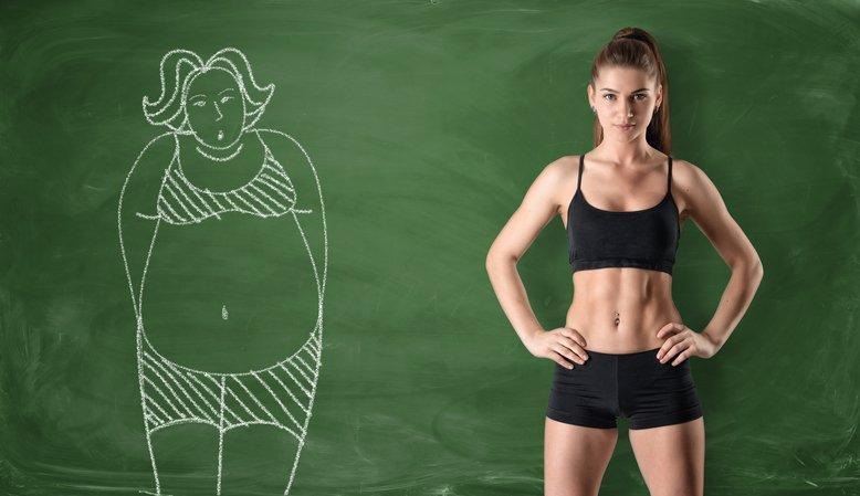 Elimina la grasa de la barriga con estos...