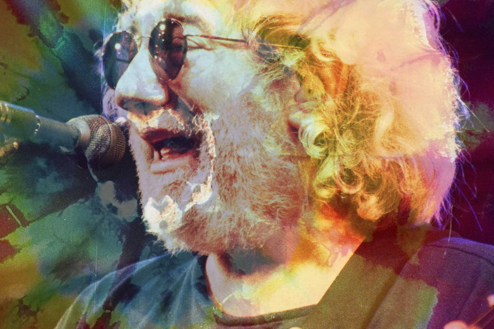 Jerry Garcia. We Love You. Here\s Why.  via tabletmag