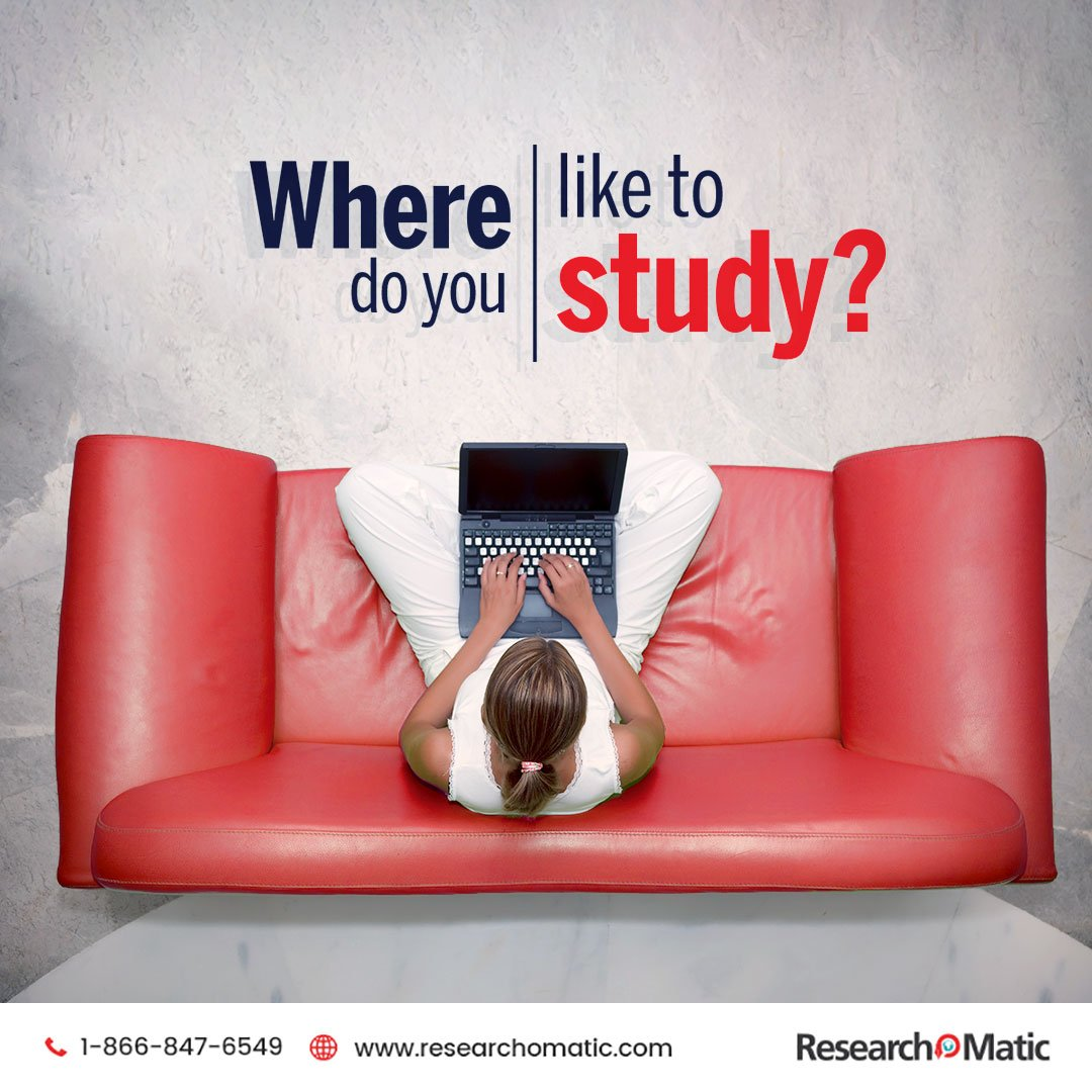 Where do you like to study?  #Researchomatic #Students #Learning #Studies<br>http://pic.twitter.com/yc7rYRQVPh