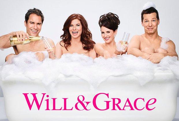 La nouvelle saison de #WillAndGrace fera totalement abstraction du final de la série dans lequel Will et Grace s'étaient perdus de vue. https://t.co/i3U1iMkfU4