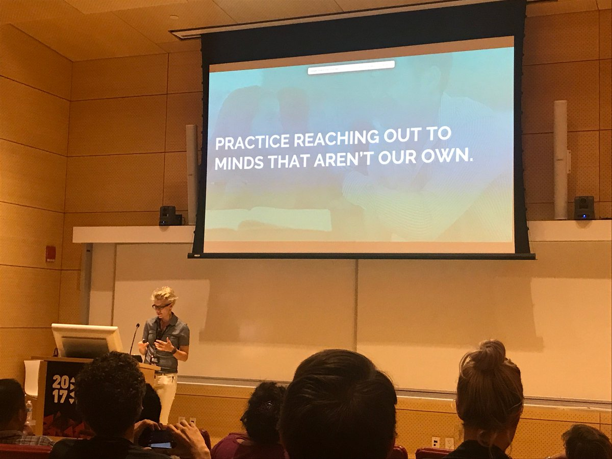 CEO @Marguerite0214 spoke at #G4C2017 about her research on #InclusiveDesign and why it&#39;s important for creators to design for everyone.<br>http://pic.twitter.com/PpQ5ktfVDE