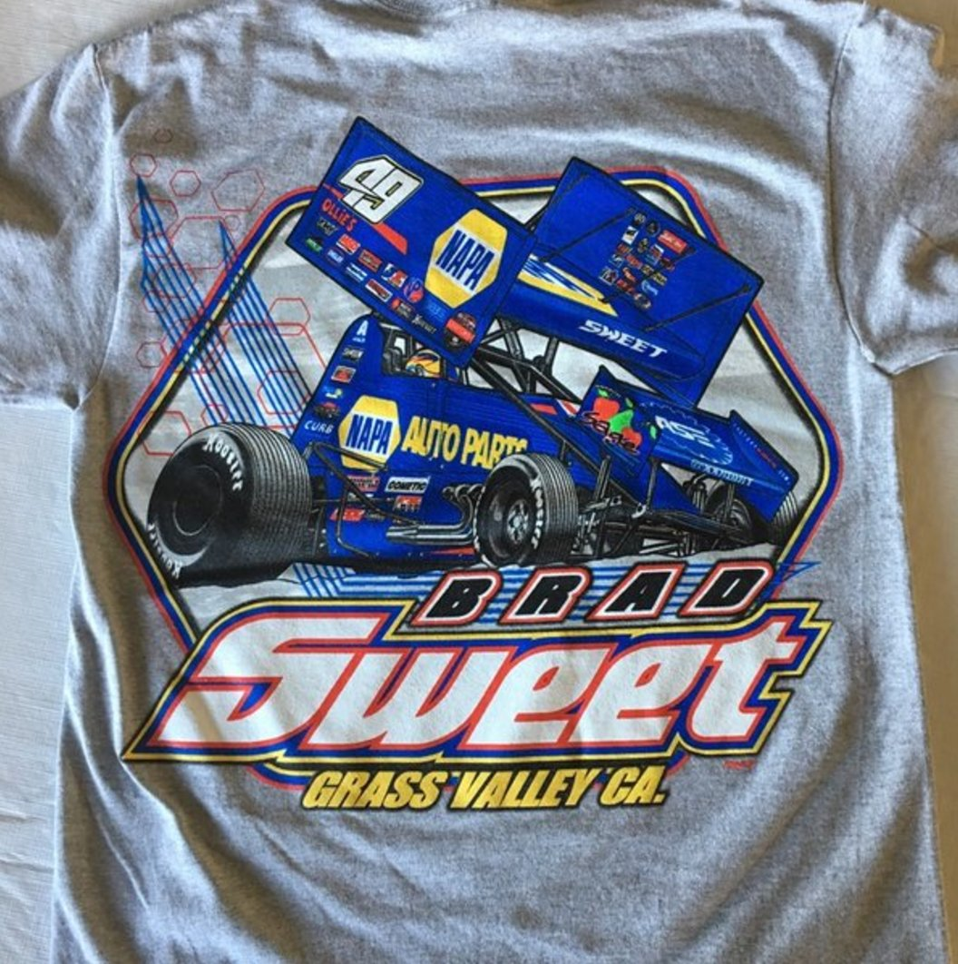 Lets do a @NAPARacing tee giveaway. RT this tweet and I'll chose a random winner later this afternoon.