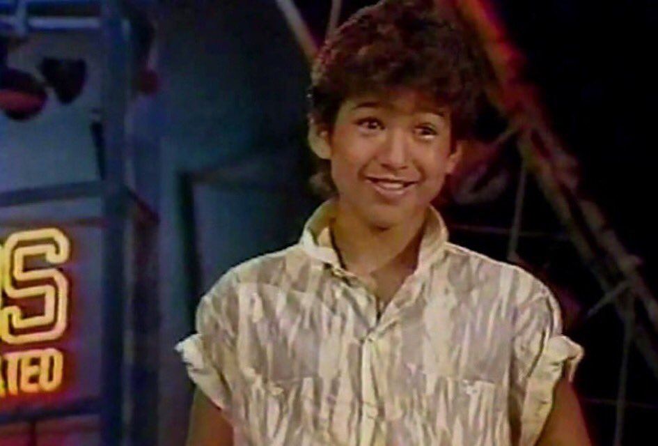 Mario Lopez On Twitter Tbt 10yrs Old Playing Drums Dancin On
