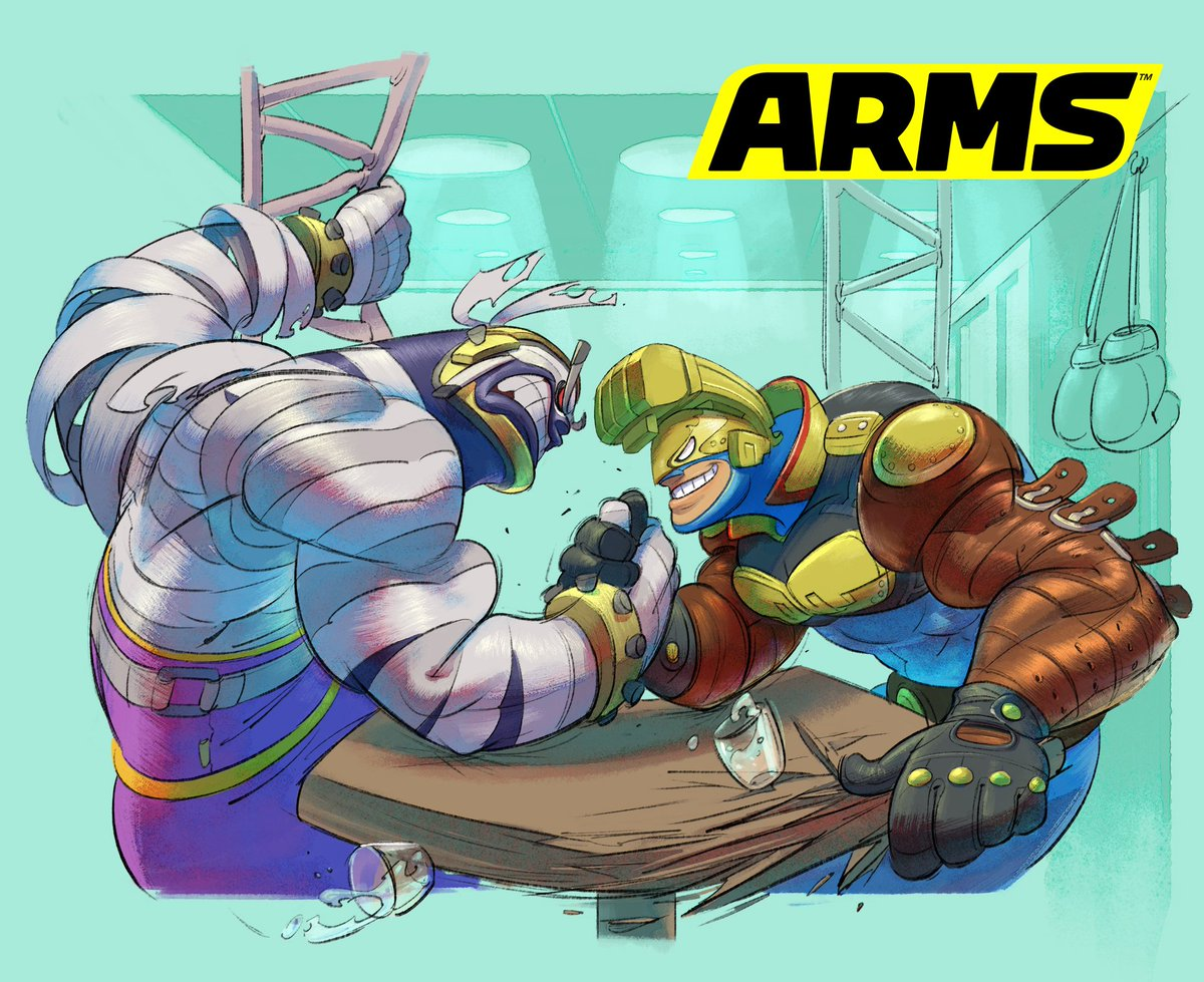 nintendo of america on twitter max brass and master mummy like to get fired up even in their downtime take it outside guys - How To Get Hired After Being Fired Or In Downtimes