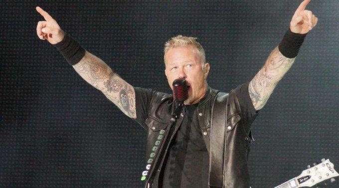 Happy Birthday Mr. James Hetfield of OOOOOO..YE...HUH