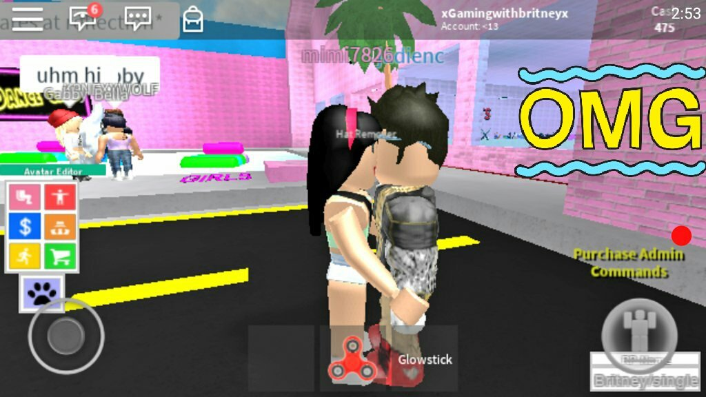 Online dating roblox 3