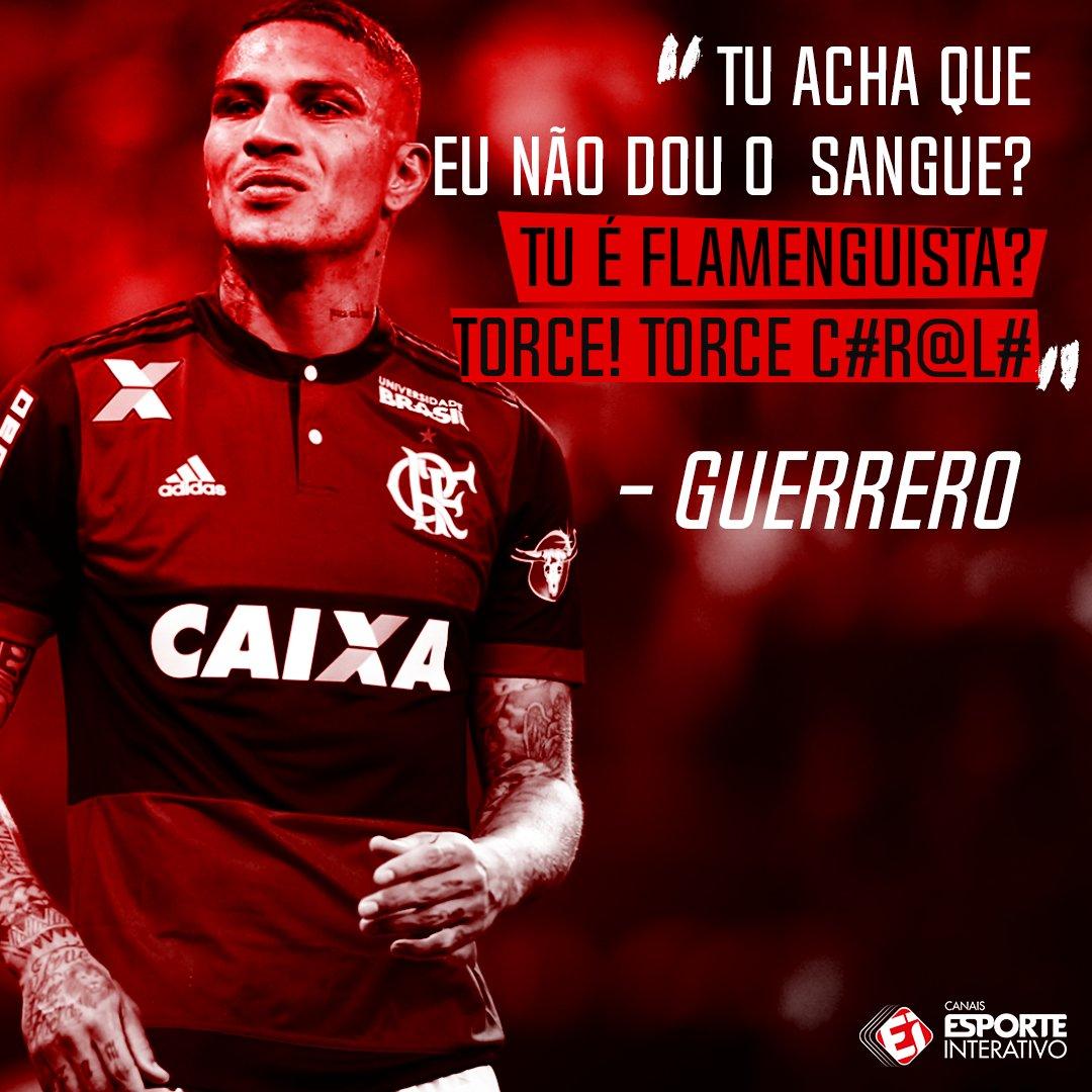 ESQUENTOU! Paolo Guerrero não se conteve e rebateu as críticas de um torcedor ao desembarcar no Rio de Janeiro após a derrota para o Santos