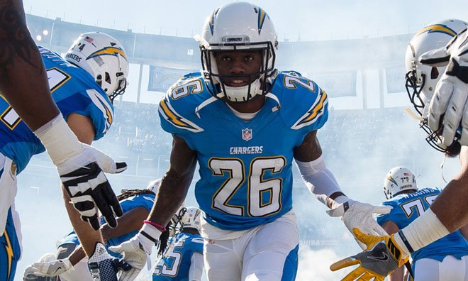 buy popular 53874 2cfd2 Los Angeles Chargers on Twitter: