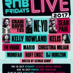Australia!!! See you this October for @rnbfridayslive! Tickets on sale Thursday, August 10 at 10am.    Info: https://t.co/ktMwKzeslm