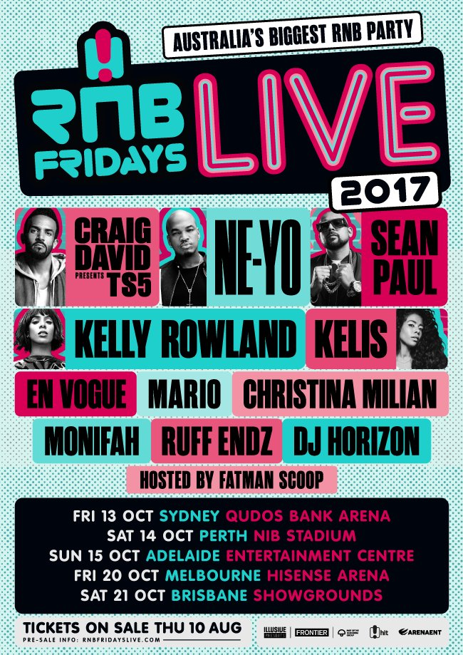 Australia, get ready! I'm headed your way this October for @RNBFridaysLive! Info: https://t.co/ezRpnGS0TF https://t.co/iOcgMxCs8c