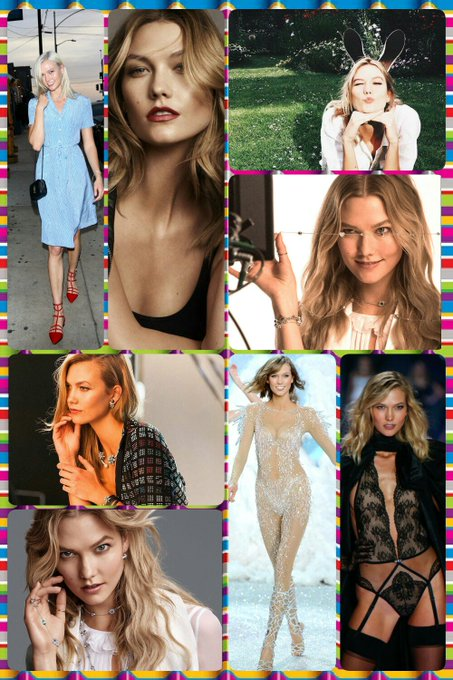Happy 25th Birthday to the beautiful Karlie Kloss!