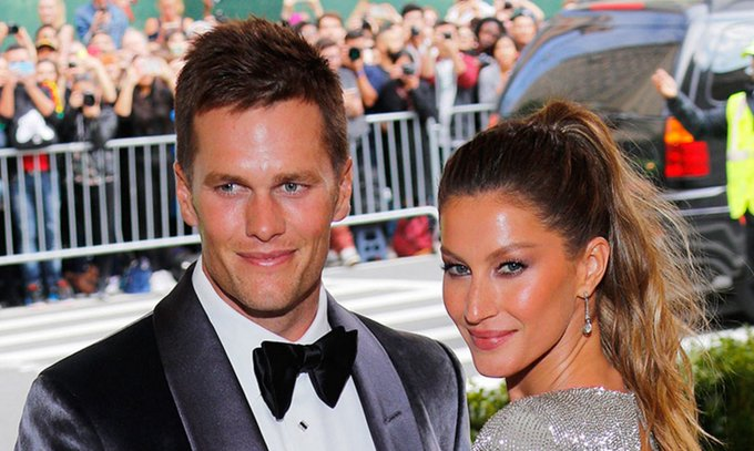 Happy birthday to Tom Brady! See how celebrated her husband on his big day: