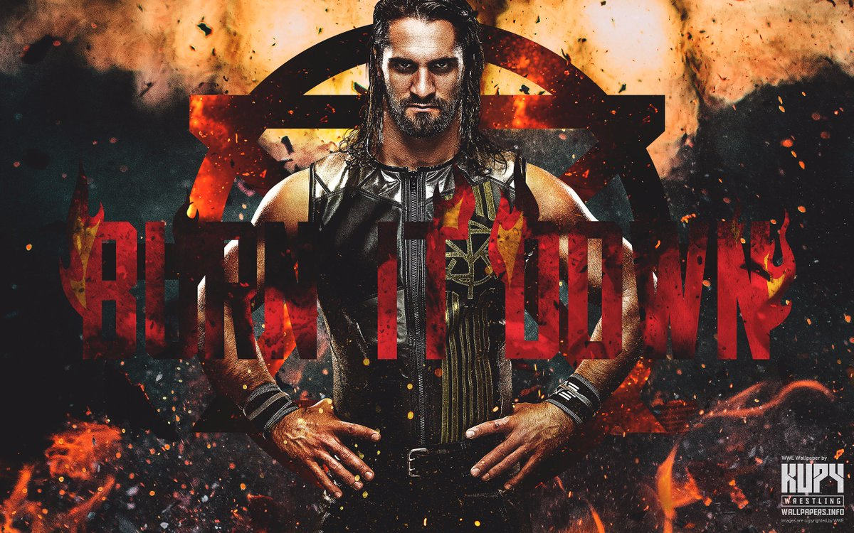 seth rollins fans on twitter quotburnitdown wallpaper from