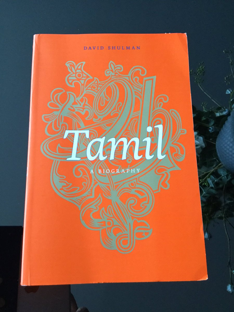 tamil a biography