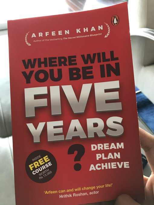 Congratulations @arfeenkhan on your new book. Do give this a read guys. This mans words can be very inspiring. #bestseller #mustreadmore https://t.co/zJMC7iq1HY
