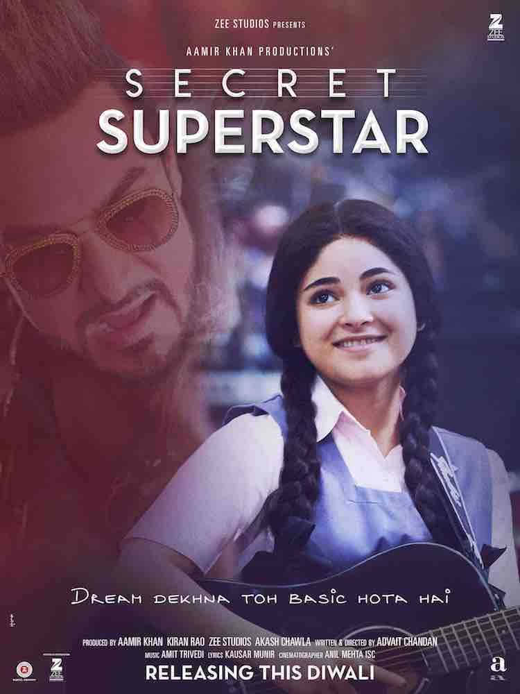 Here is Aamir Khan, Zaira & Advait talking to Tune India Radio about  #secretsuperstar Listen ...