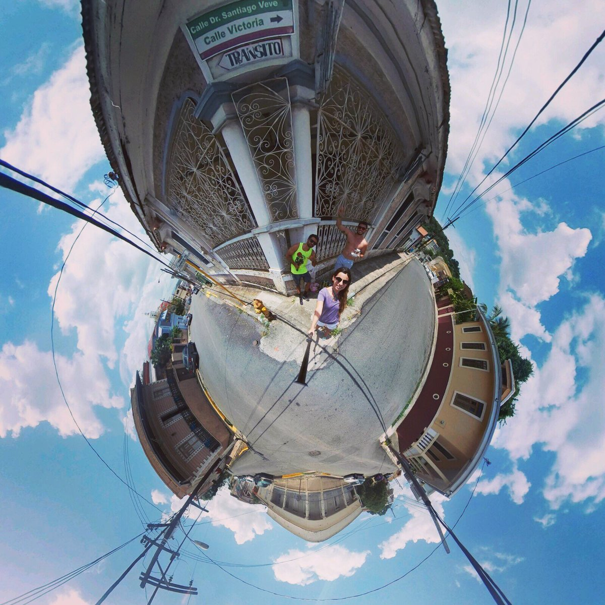 Follow all the roads along the way, you will always learn something in the end. #puertorico #travel #javicel #tinyplanetcouple #tinyplanet<br>http://pic.twitter.com/KZU1DJH0U7