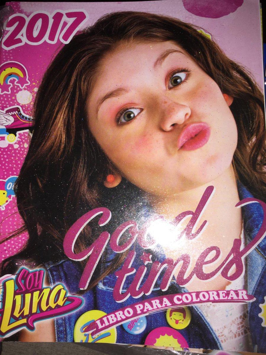 Soy Luna México On Twitter Libros Para Colorear 15