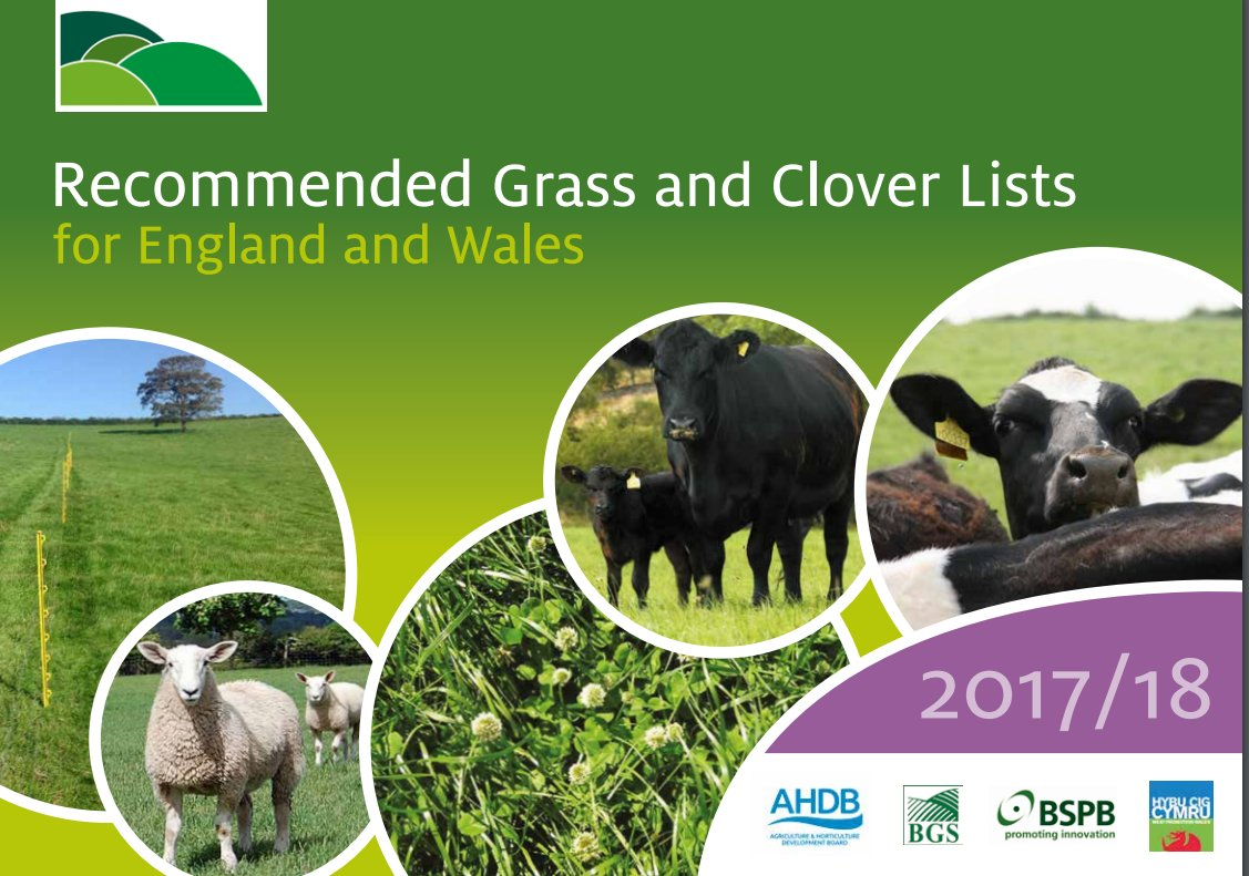 Reseeding is an important part of #grasslandmanagement. It improves pasture yield and quality! New RGCL guide here  http:// bit.ly/2w90IjD  &nbsp;  <br>http://pic.twitter.com/AGebO3LUAc