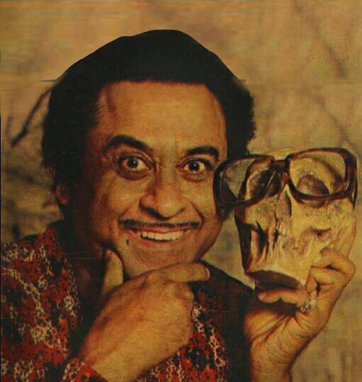 Gods broke the mould after they made Kishore Kumar. Happy 88th!  https://t.co/pO8OItQL0C https://t.co/Qt1kBNjSGm