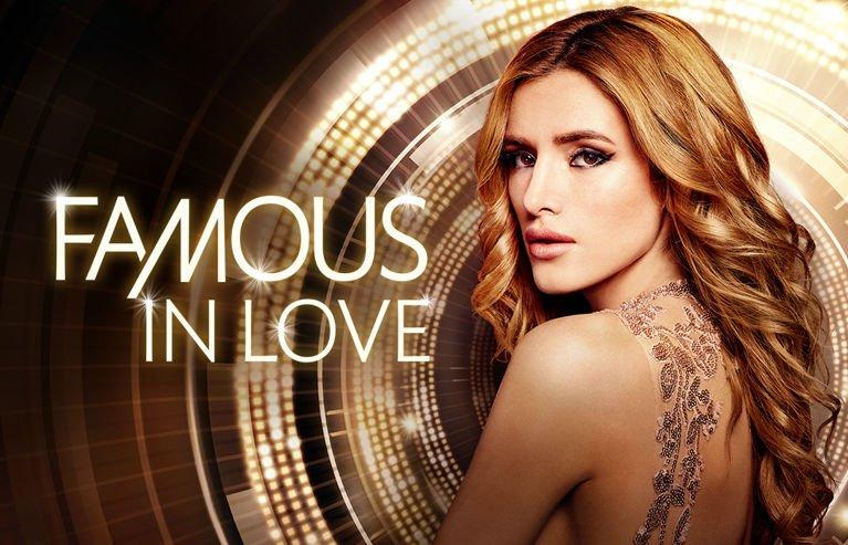 La série #FamousinLove échappe à l'antre de la Crypte aux séries en décrochant une saison 2. https://t.co/mAVW4se7wX