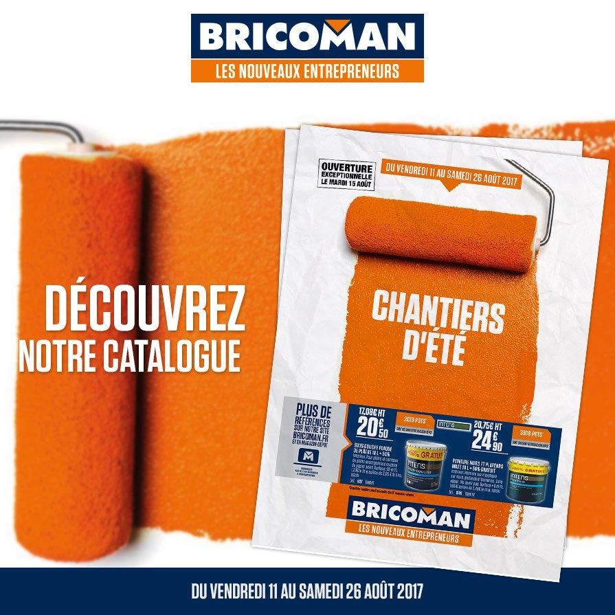 Bricoman France On Twitter Du 11 Au 26 Août Notre Sélection D