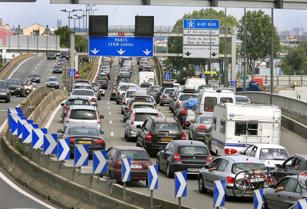 Lyon : week-end noir sur les routes d'Auvergne-Rhône-Alpes https://t.co/P33MIZanLx #Lyon #actu