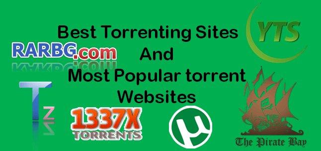 Torrenting sites list 2016