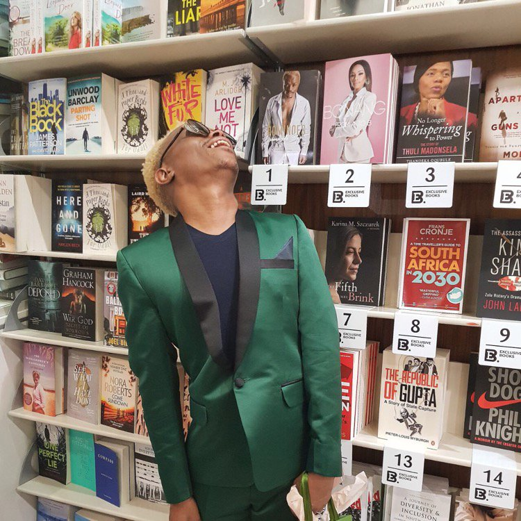South Africa I can't thank u enough. The new stock is also almost sold out pls get yo copy https://t.co/bExiqdu18w