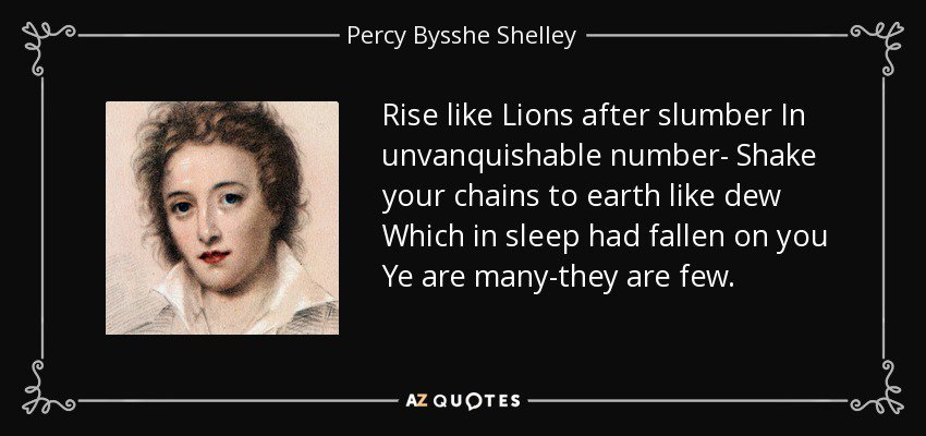 giving personality to the clouds in percy shellys poem the cloud The cloud by percy bysshe shelley i bring fresh showers for the thirsting flowers from the seas and the streams i bear light shade for the leaves when laid in their noonday dreams.