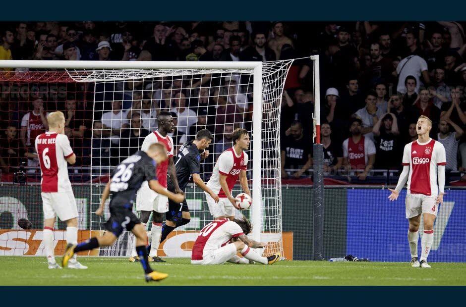 Ligue des Champions : l'OGC Nice affrontera Naples https://t.co/AJTM1SUs0P #OGCN #football