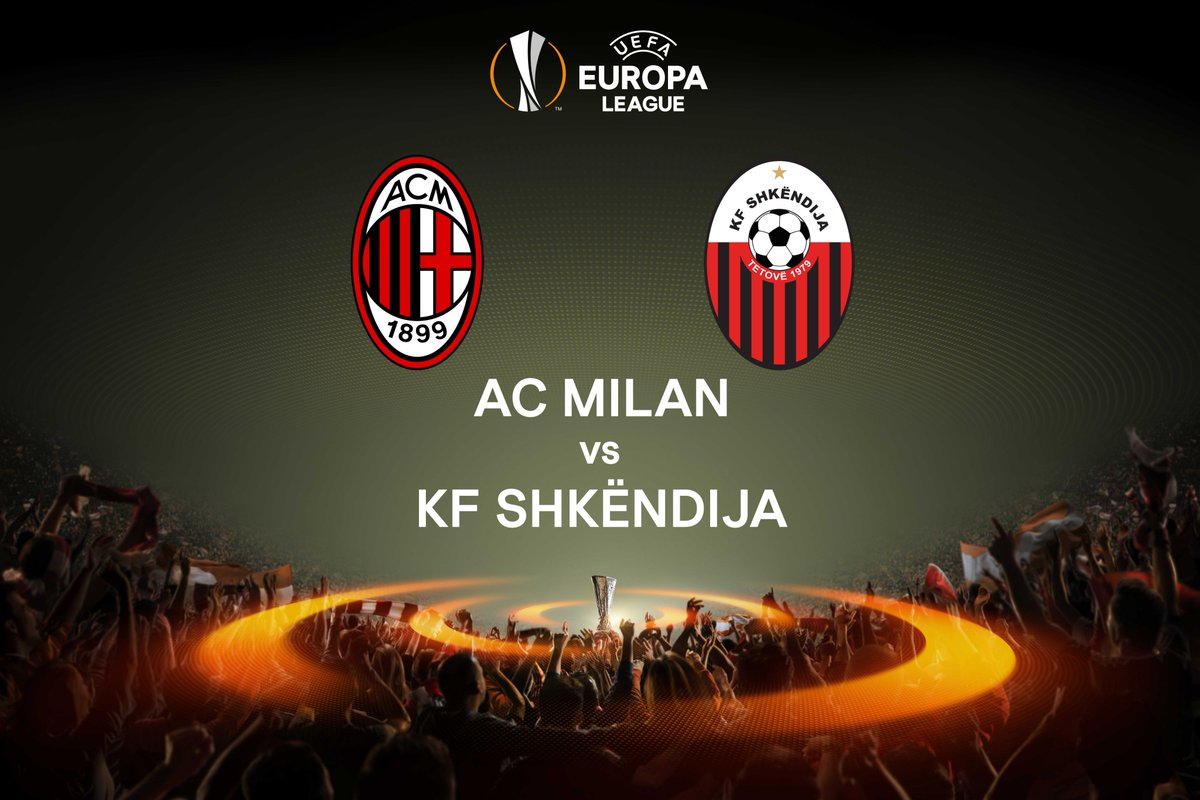 #UELdraw: We're going to face @fcshkendija in the Europa League play-o...