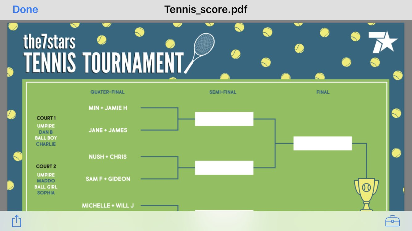 Who will win the inaugural tennis tournament?  Tune in to #weekofthestars later for highlights #cantwait https://t.co/J3ZbQFJOuU