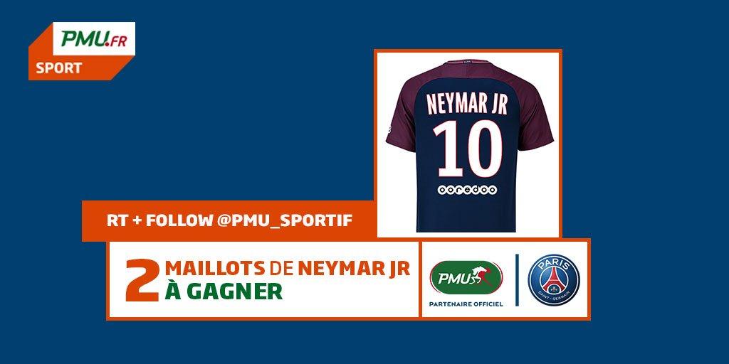 Pour célébrer l'arrivée de @neymarjr au @PSG_inside 2 maillots sont à gagner😍 RT + Follow pour participer ! ⌚️TAS Lundi #BemvindoNeymarJR 🇧🇷