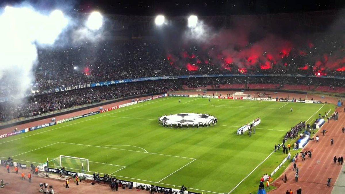 NAPOLI-NIZZA Diretta Streaming su Premium Sport | Andata PlayOff Champions League