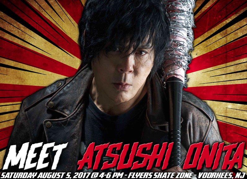 Atsushi Onita y compañía ya están en los Estados Unidos 4