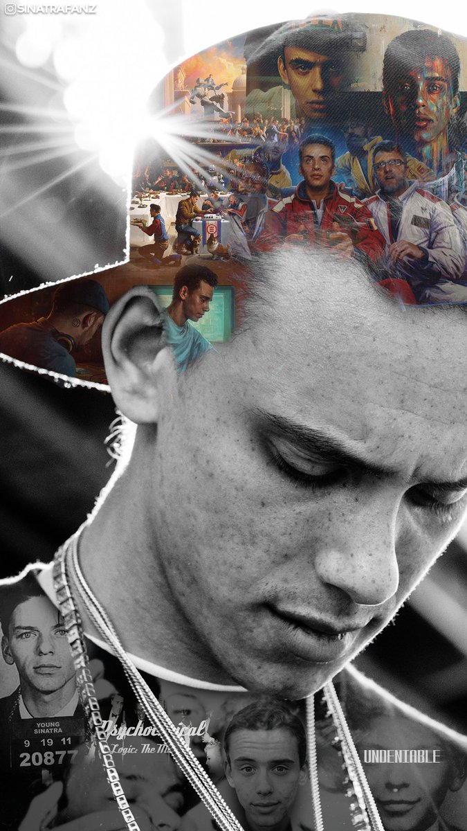 Logic Check Pinned On Twitter THE LOGIC WALLPAPER GALLERY BY ME Scroll Down From This Starting Tweet To See All Of The Ones Ive Made RT FAV