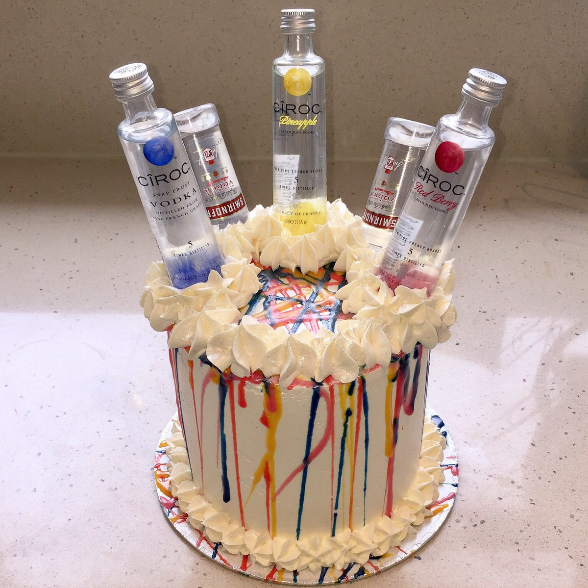 How To Use Cake Vodka