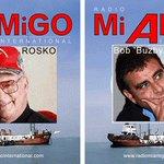 Image for the Tweet beginning: #shortwave #offshore #AMRadio #Rosko #Buzby