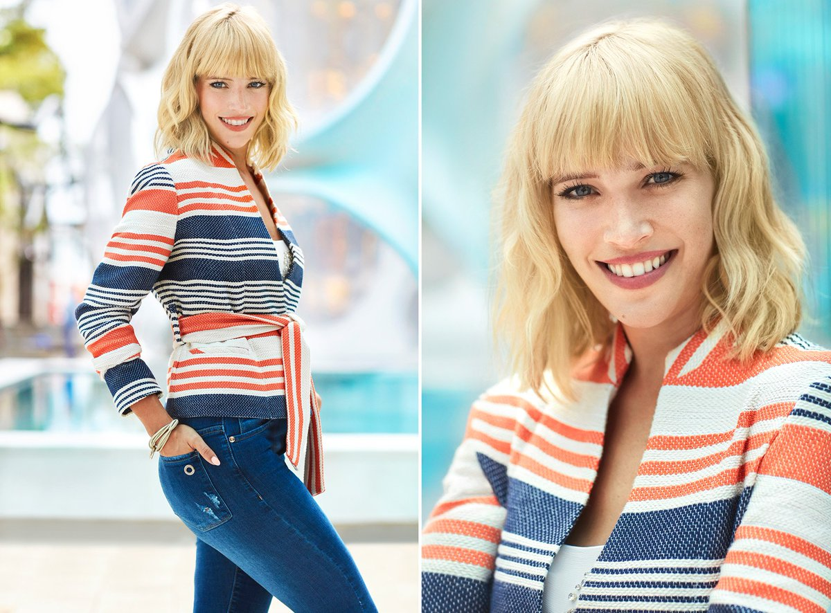 Campaña SS18 >Luisana Lopilato desde Miami Design District, protagonista absoluta de la nueva Campaña Vitamina SS18. https://t.co/ySMSWrGJEy https://t.co/ryAjfHRML6